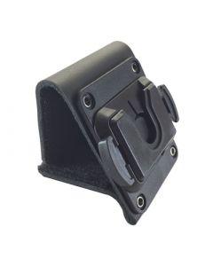 Passant ceinture en cuir pour housse avec clip rotatif / passage ceinture 60mm