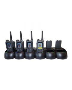 EADS / AIRBUS / POLYCOM / Station de recharge multi slot TPH900 / avec fonction reset