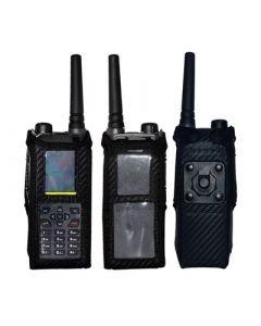 Housse synthétique/cuir avec clip contact pro / pour port dissimulé / pour POLYCOM TPH900