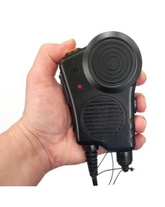 EADS / AIRBUS / POLYCOM TPH900 FireFighter Micro haut-parleur PTT grd./ Channel free on/off / IP67 / CE