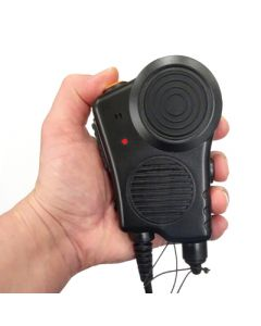 EADS / AIRBUS / POLYCOM TPH700 FireFighter Micro haut-parleur PTT grd./ Chan.free on/off / IP67 / CE