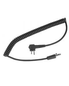 Câble adaptateur Flex 77 pour Motorola séries CP040/DP1000/GP300