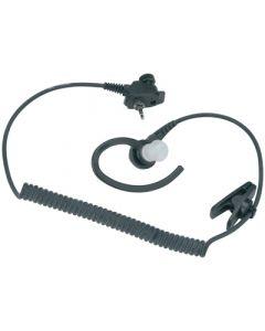 Écouteurs avec câble spiral (style Professionnel)