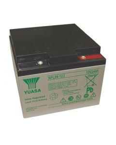 Batterie de secours 12V-24Ah