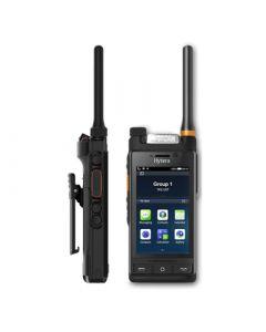 Radio Multi-mode DMR/LTE