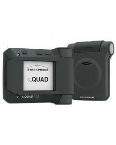 Récepteur de radiomessagerie numérique S.QUAD X35