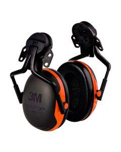 Capsules de protection auditive forestier X-Serie X4